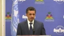 Ayiti: Delegasyon Nasyon Zini an Rankontre ak Prezidan Jovenel Moïse