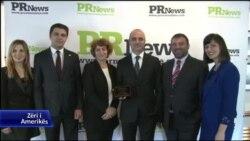 SHBA: Kompania nga Kosova nderohet me çmim