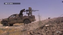 US-backed Rebels Advance Toward Raqqa