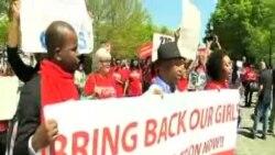 SAD: Prosvjedi pozivaju na oslobadjanje otetih nigerijskih djevojčica