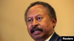 Waziri Mkuu wa Sudan Abdalla Hamdo