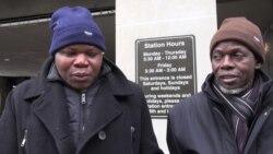 Reportage à Washington avec les leaders religieux centrafricains