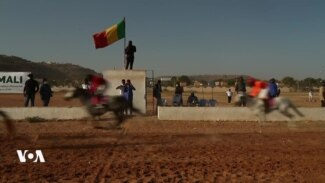 Les courses de chevaux reprennent à Bamako