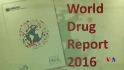 2015 میں ڈھائی ارب ڈالر کی منشیات پکڑیں: پاکستانی عہدیدار