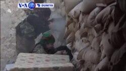 VOA60 DUNIYA: Iraki Dakarun Kurdawa Sun Kubutar Da Birnin Sinjar Da Ga Hannun ISIS, Nuwamba 13, 2015