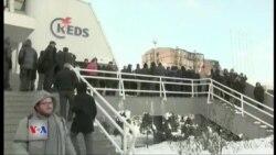 Prishtinë, protesta për energjinë