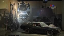 """ԱՌԱՆՑ ՄԵԿՆԱԲԱՆՈՒԹՅԱՆ. Հոլիվուդում նկարահանված """"աստղային"""" ավտոմեքենաների ցուցահանդես"""
