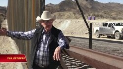 Bức tường biên giới của Trump tiếp tục gây tranh cãi