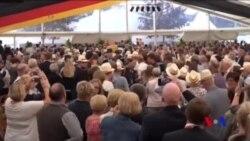 Rawêjkara Almanî Angela Merkel Turkiyê Rexne Dike