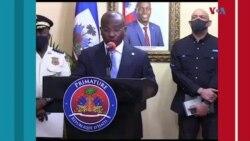 Ayiti: Prezidan Jovenel Moise renouvle manda Premye Minis Claude Joseph pou yon dire endetèmine.
