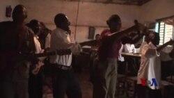马拉维监狱乐队获得格莱美奖提名