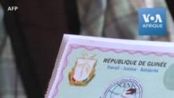Distribution des cartes d'électeurs