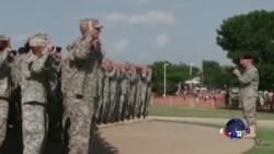美军将在未来三年缩减四万兵力