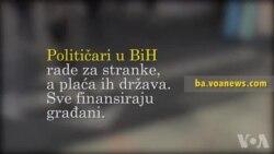 Blokada - najčešći alat BH politike