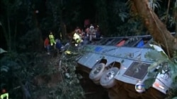 Brazil bus crash