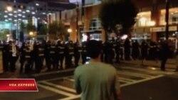 Bạo động bước sang đêm thứ hai tại Charlotte