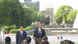 奧巴馬訪問廣島