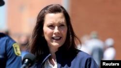 Michigan Valisi Gretchen Whitmer