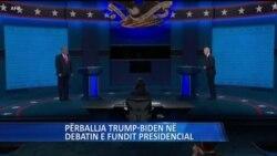 Trump, Biden përballen në debatin e dytë dhe të fundit presidencial