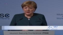 تاکید صدر اعظم آلمان بر نقش مسلمانان در مبارزه با تروریسم