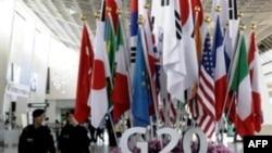 Nam Triều Tiên điều động 20.000 cảnh sát để tuần tiễu khu vực gần và chung quanh nơi tổ chức hội nghị G20