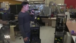 En Californie, un gadget pour détecter le Covid-19 dans l'haleine