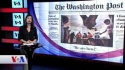 8 Ekim Amerikan Basınından Özetler