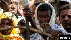Refugiados da Eritreia no Sudão