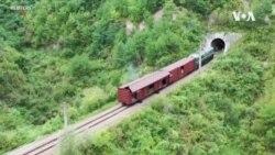 เกาหลีเหนือเผยยิงขีปนาวุธจากขบวนรถไฟสำเร็จครั้งแรก