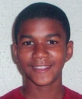 An undated handout photo released by the Martin family public relations representative of Trayvon Martin.