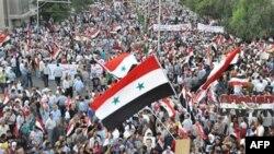 Suriyanın vitse-prezidenti siyasi islahatlarla bağlı milli dialoqa start verib