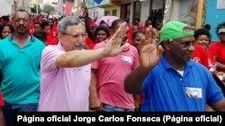 Jorge Carlos Fonseca, candidato presidencial