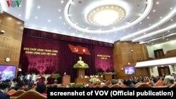 Hội nghị lần thứ 8 của Ban Chấp hành Trung ương ĐCS Việt Nam khóa 12 khai mạc hôm 2/10/2018