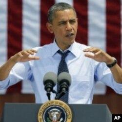 Barak Obama qayta saylanish uchun kampaniyaga zo'r bermoqda