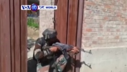 Abarwanyi 5 Biciwe ku Mupaka wa Kashmir Hagati y'Ubuhinde na Pakistani