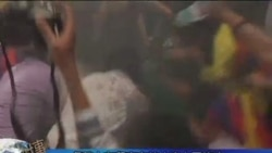 一名藏人在印度自焚抗议中国统治