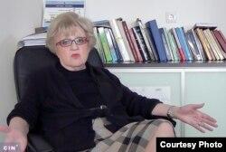 Jasminka Jovišević, njena braniteljica na sudu, istovremeno je bila i članica organa Advokatske komore RS-a koji je Marici Ćulum mogao zabraniti obavljanje djelatnosti. O tome danas ne želi da govori (Foto: CIN)