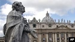 梵蒂冈圣彼得广场(资料照)