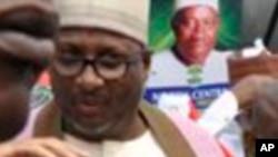Shugaban jam'iyyar PDP na kasa Alhaji Adamu Muazu