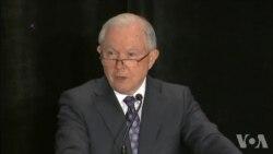 美司法部长:家庭暴力和帮派暴力不是申请庇护理由