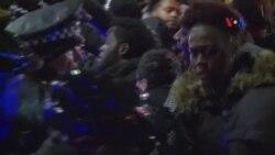 Biểu tình ở Chicago sau khi công bố video cảnh sát bắn thiếu niên da đen