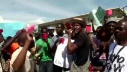 Ayiti: Opozisyon Politik la Manifeste Devan Anbasad Ameriken an nan Pòtoprens