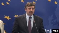 Matthew Palmer, vršilac dužnosti zamjenika pomoćnika državnog sekretara SAD, Sarajevo, 05. juni 2018.