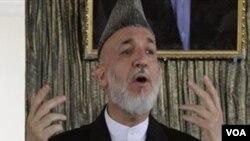 Presiden Hamid Karzai tetap pada keputusannya untuk membubarkan kontraktor keamanan swasta di Afghanistan.
