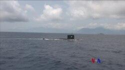 2018-04-16 美國之音視頻新聞: 台灣預計吸收美國潛艇技術將是緩慢過程