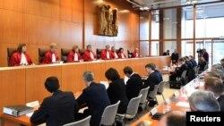 Gjykata Kushtetuese e Gjermanisë
