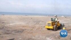 Ghana's China-Backed Harbor Project Raises Fears for Livelihoods