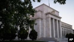 Oficinas centrales de la Reserva Federal en Washington.