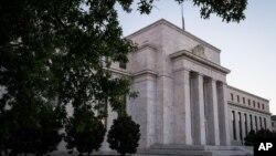 Kantor pusat Bank Sentral AS atau Federal Reserve di Washington, D.C.