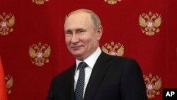 Shugaba Vladmir Putin